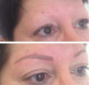 Permanent Make Up - Augenbrauen