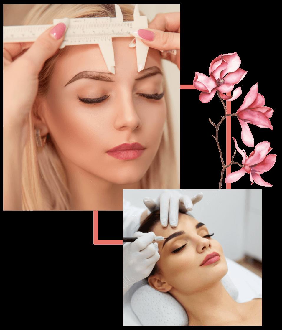 Permanent Make-Up, Microblading oder Pudertechnik